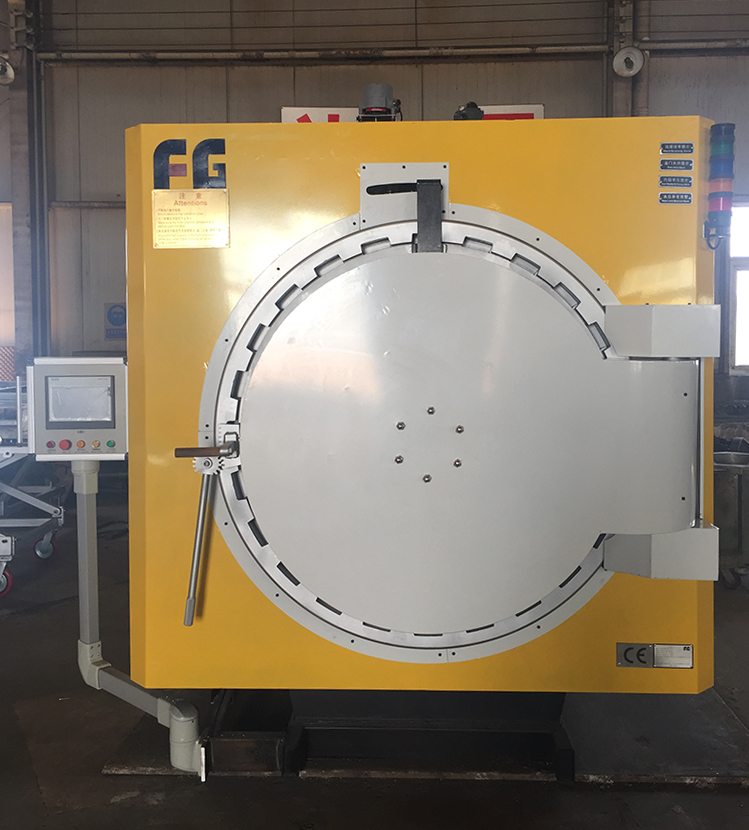 Dewaxing Autoclave-Investment Casting Machine-Qinhuangdao FuGe